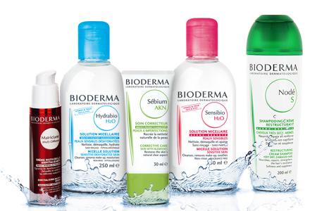 Дермо козметика-  Bioderma