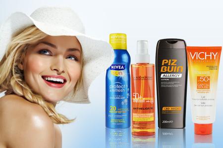 козметика за лято