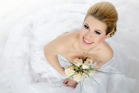 Козметични продукти за сватбения ден