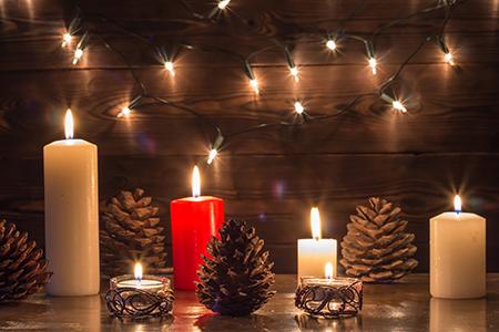 Магията на ароматните свещи