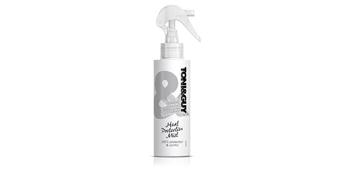 TONI&GUY Prep защитен спрей за коса подчертана от топлина