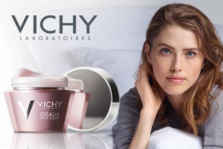 Vichy Idéalia Skin Sleep – моето козметично откритие за годината!