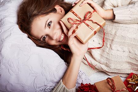 Идеи за подарък за жена за Коледа