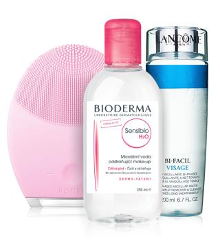 Продукти за почистване на лицето и премахване на грим