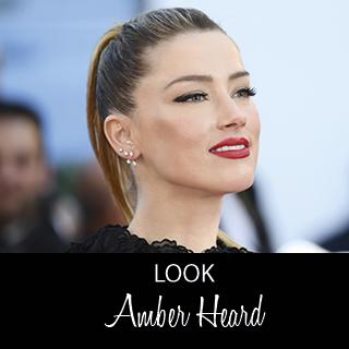 Amber Heard Look
