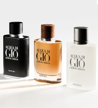Armani Perfumy męskie
