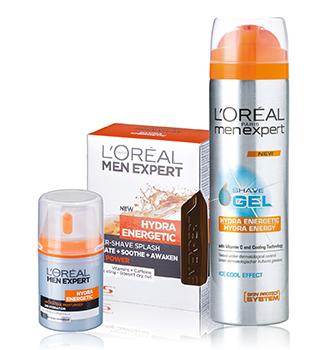 L'Oréal Paris за мъже