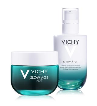 Vichy against wrinkles and skin ageing