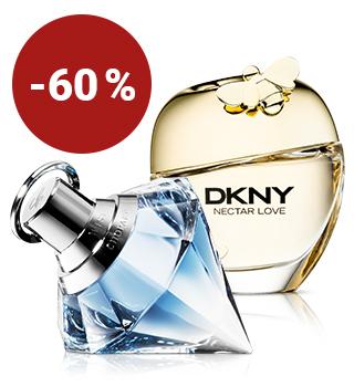 До -60 % на дамски аромати