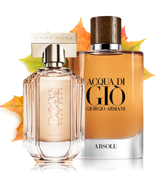 Есенни аромати