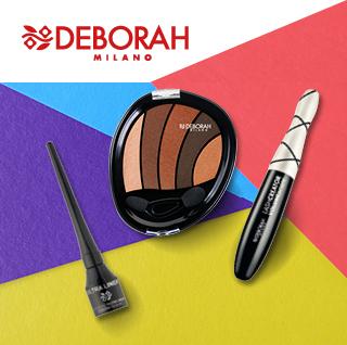Deborah Milano очен грим