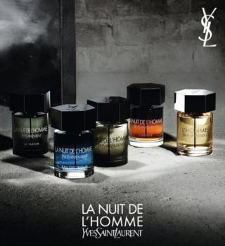 Yves Saint Laurent ПАРФЮМИ ЗА МЪЖЕ