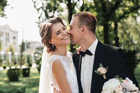 ТОП 5 сватбени прически за 2018 година