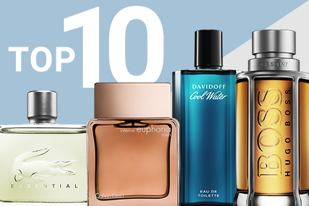 Най-добрите мъжки парфюми