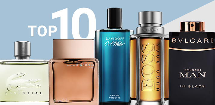най добрите мъжки парфюми