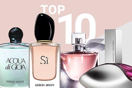 Най-добрите дамски парфюми: Топ 10 дамски парфюми
